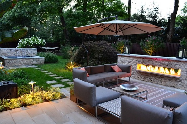 Backyard Curb Appeal