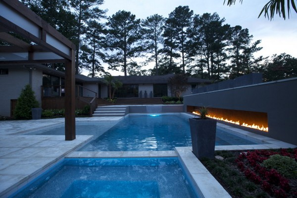 Backyard Ideas With Pool