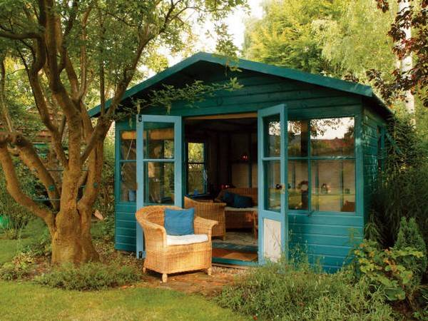 Ideas For Small Backyard Spaces
