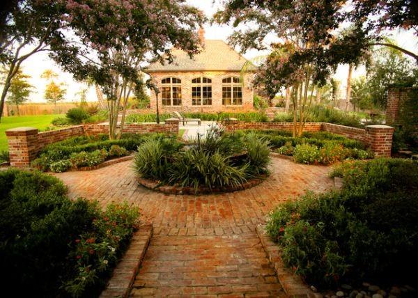Landscape Design For Backyard Pictures