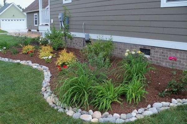 Landscape Design For Backyard