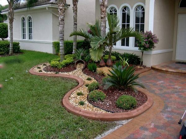 Lawn Edging Ideas Wood
