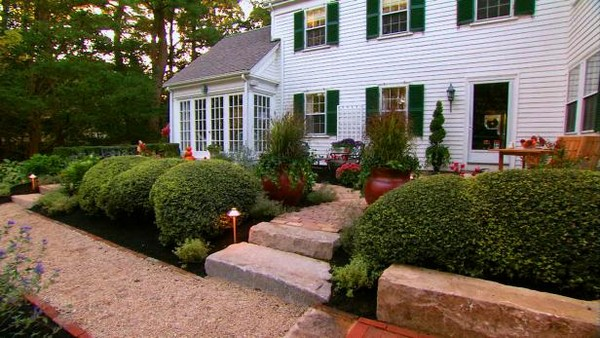 Pictures Of Backyard Landscaping