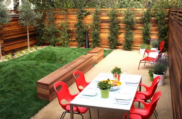 71. Dining Area On Your Backyard