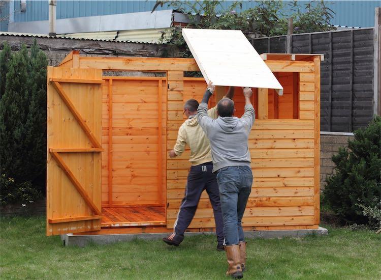 Dyi Garden Shed Plans
