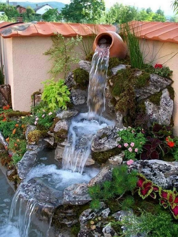 How To Build Water Features For The Garden