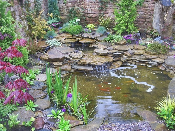 How To Make Water Features