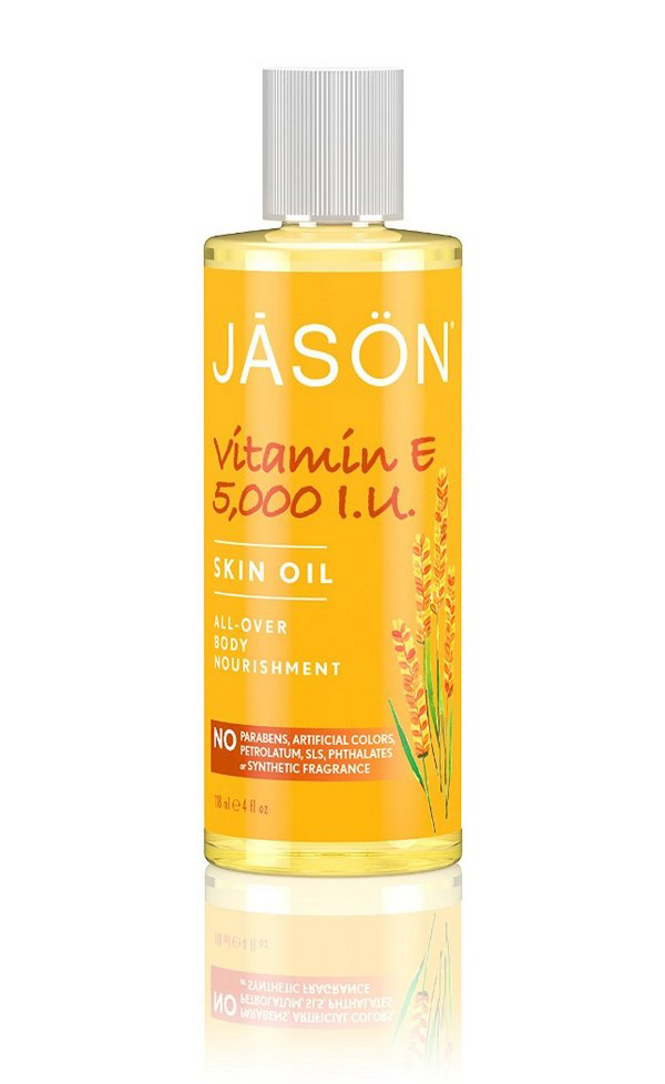 Vitamin E oil for skin