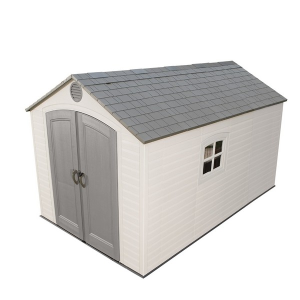 Lifetime 6402 Storage Shed