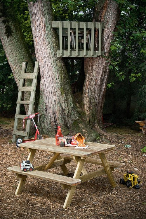 Little Tikes Picnic Bench