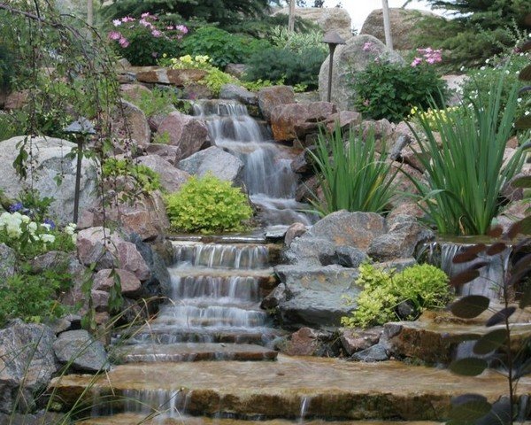 Make Water Features