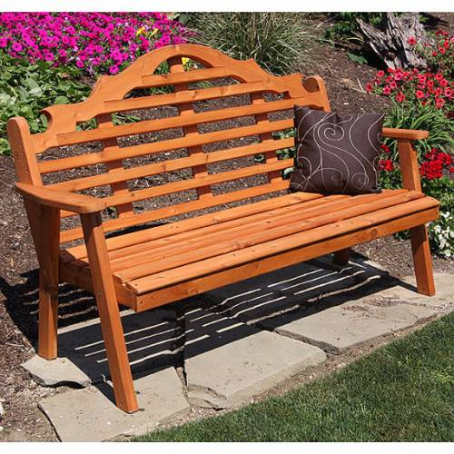 Marlboro Garden Bench