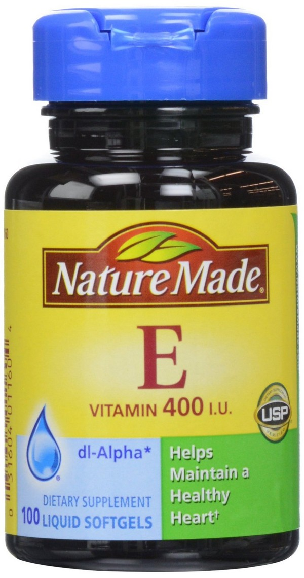 Nature Made Vitamin E  Iu