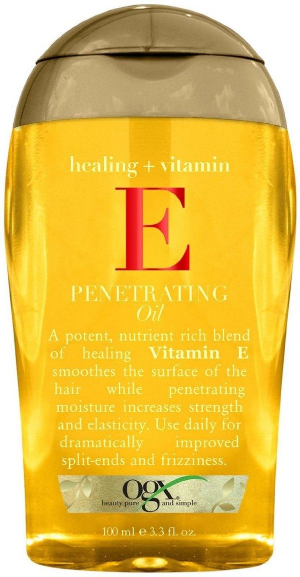Ogx healing plus Vitamin E oil