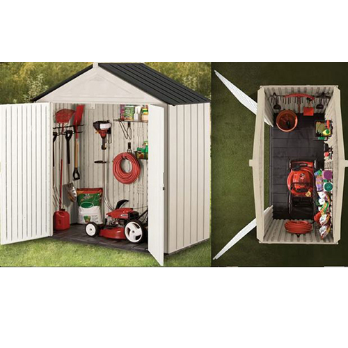 Rubbermaid Max Junior Storage Shed