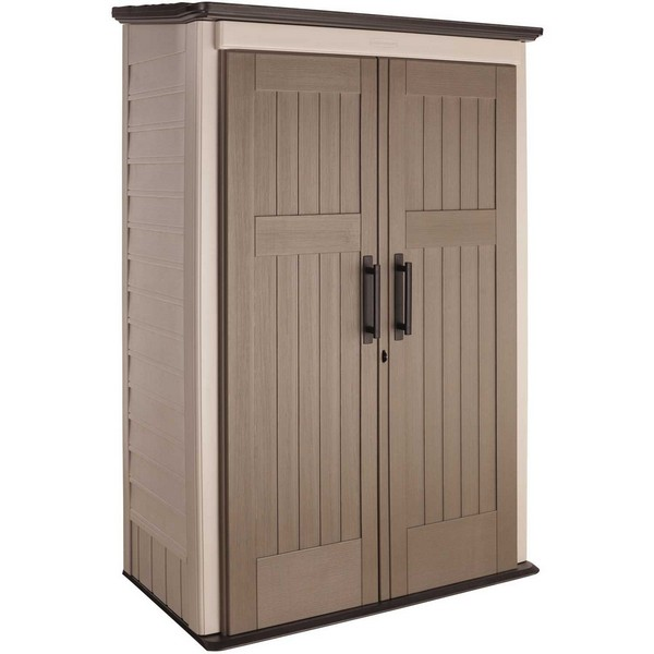 Rubbermaid Plastic Large Storage Shed