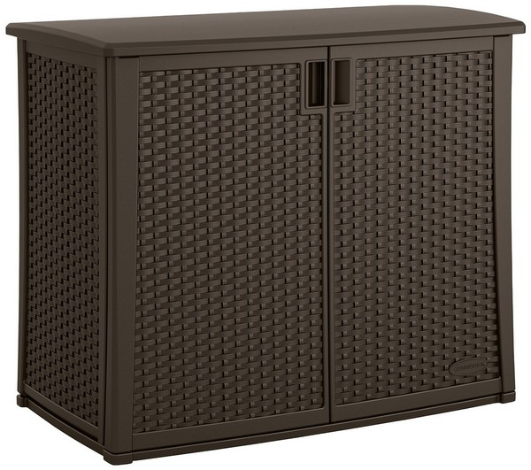 Suncast Elements Outdoor Cabinet