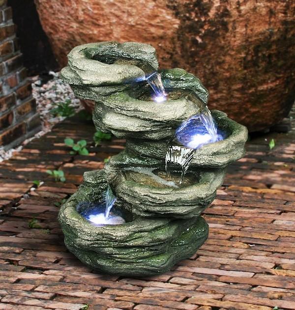 Unique Water Feature