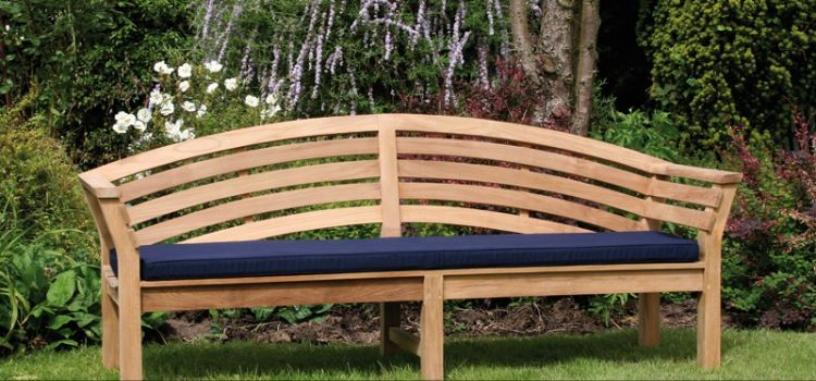 15 Beautiful Wooden Benches For Sale Planted Well