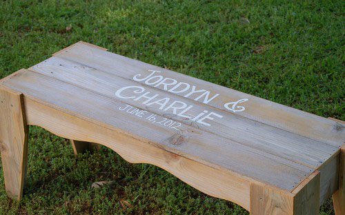 How To Make Wooden Bench