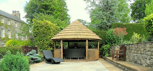 Best Gazebo Thatched