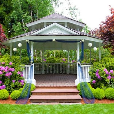 42 Unique Garden Gazebo Ideas and Reviews