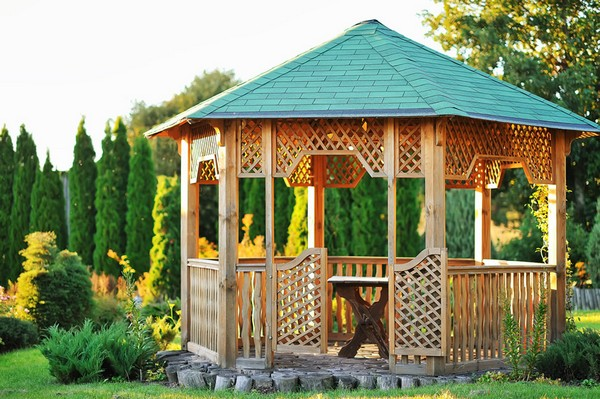 Gazebo Ideas: 40 Best Gazebos and Plans For Sale Reviewed [2018]