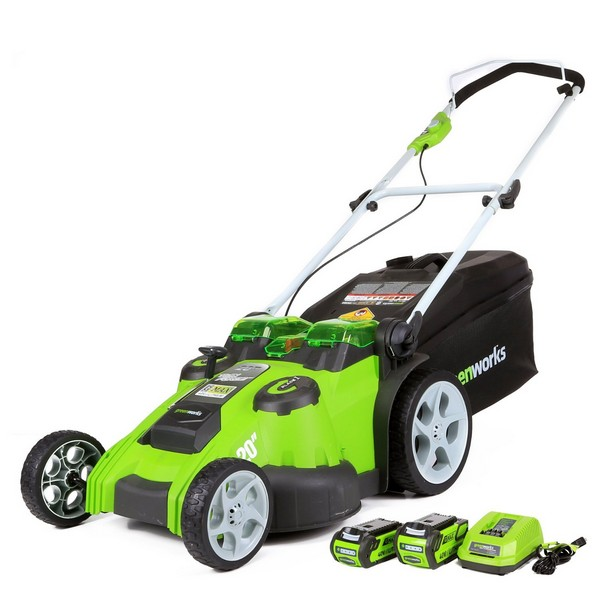 Greenworks G Max Lawn Mowers