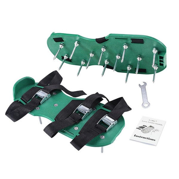 Lizber Sandals Commercial Lawn Aerators