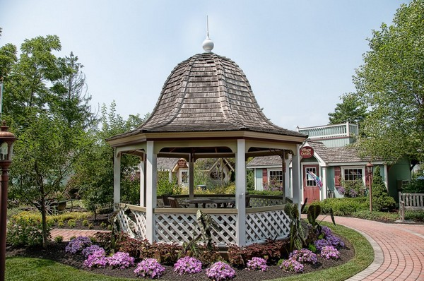 Bell Shaped Gazebo