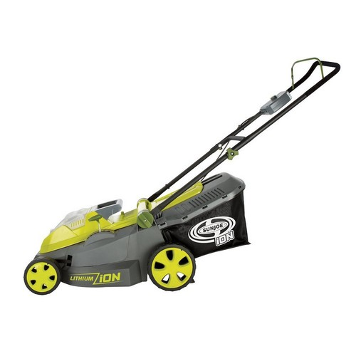 Sun Joe Lawn Mowers Self Propelled