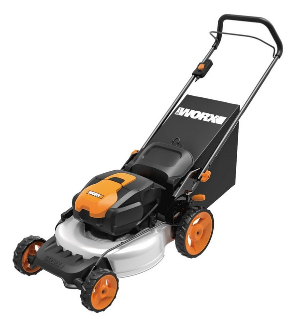 Worx Wg772 Lawn Mowers Riding