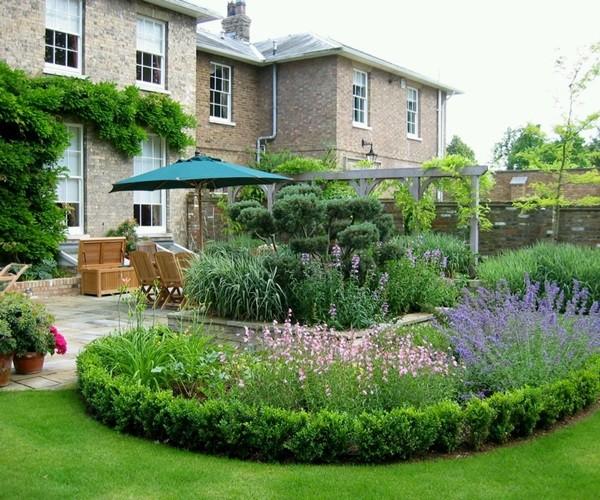 Backyard Gardening Designs