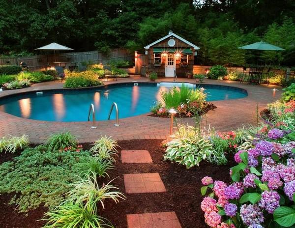 Beautiful Landscape Garden
