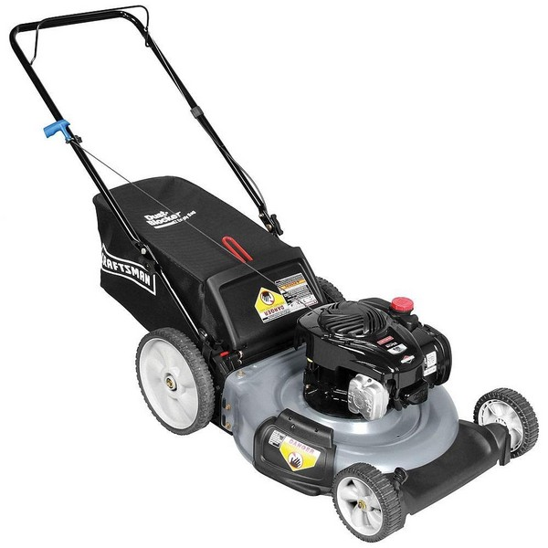 Craftsman 37430 Lowes Push Mowers