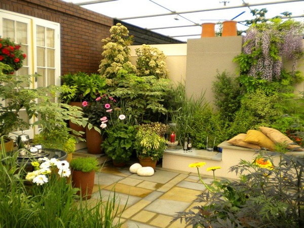 Design Ideas For Your Small Garden Home