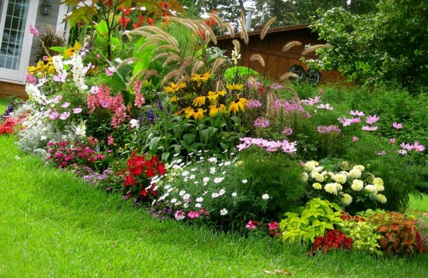 100 Most Creative Gardening Design Ideas To Try At Home,Front House Simple Landscape Design In The Philippines