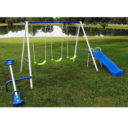 10 Unique Garden Swing Sets Reviewed [2018]
