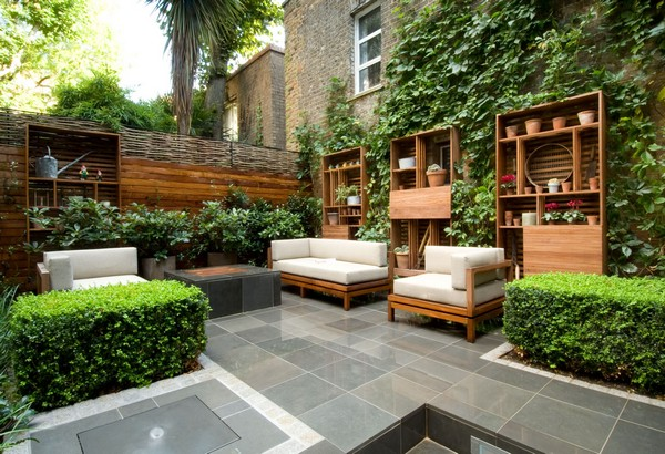 Attractive Garden Designs And Layouts