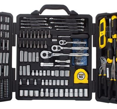 10 Best Hand Tool Sets Reviewed [2018]