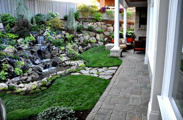 Garden Ideas For Small Yards