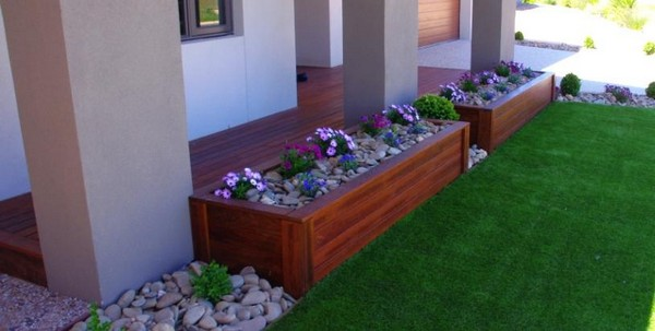 Gardening Backyard Designs