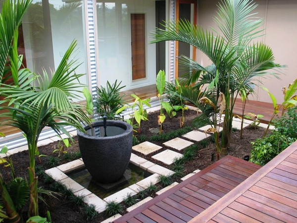 Garden Design For Small Gardens