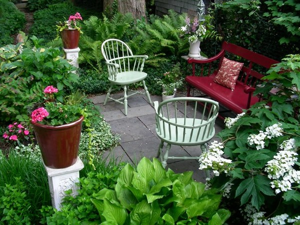 100 most creative gardening design ideas 2018 planted well for Creative small garden ideas