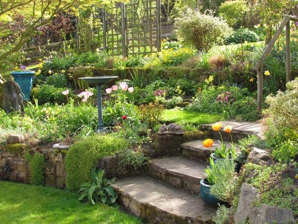 Gardening On Slopes