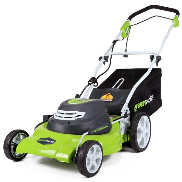 Greenworks 25022 Best Push Mowers