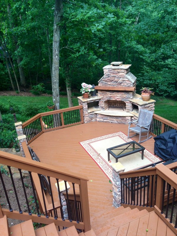 outdoor fireplace design ideas - Outdoor Fireplace Design Ideas