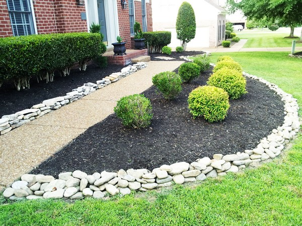 Landscaping Rocks: 23 Free & Unique Landscaping Rock Ideas