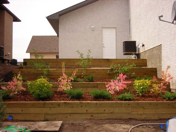 Landscaping Timbers Lowes