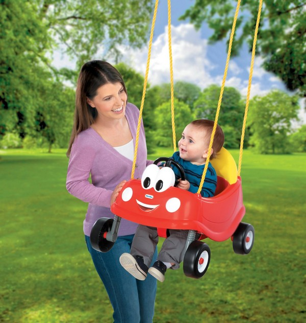 Little Tikes Cozy Coupe Argos Garden Swing